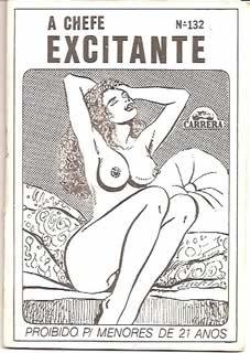 A CHEFE EXCITANTE - HENTAI
