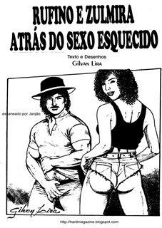 RUFINO E ZULMIRA ATRÁS DO SEXO PERDIDO