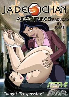 JADE CHAN ADVENTURES PALCOMIX
