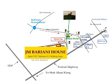 MAP to JM Petaling Jaya