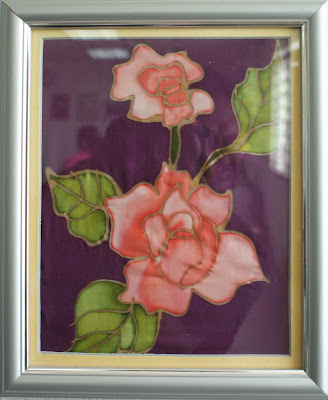 lukisan bunga bungaan 12 jenis lukisan batik harga 25 00