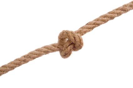 Des noeuds aux bouts des cheveux - Les SSK Knot