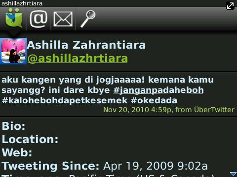 shilla tweets