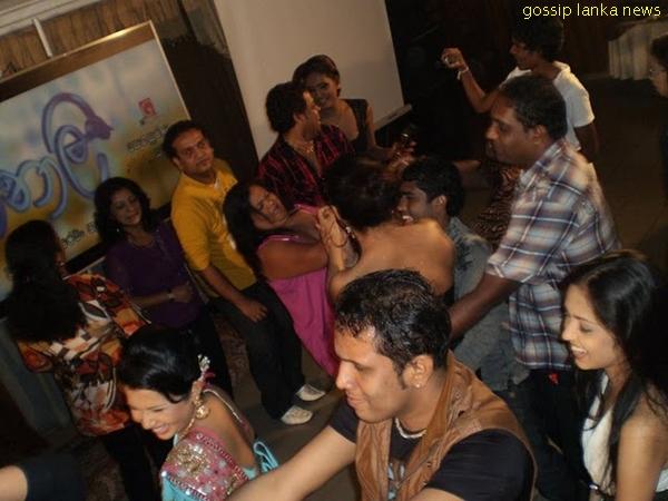 Derana Manali Artist Party