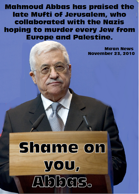 Outrage: Putin invites Abbas to celebrate Russian victory over Palestinian Nazi heroes