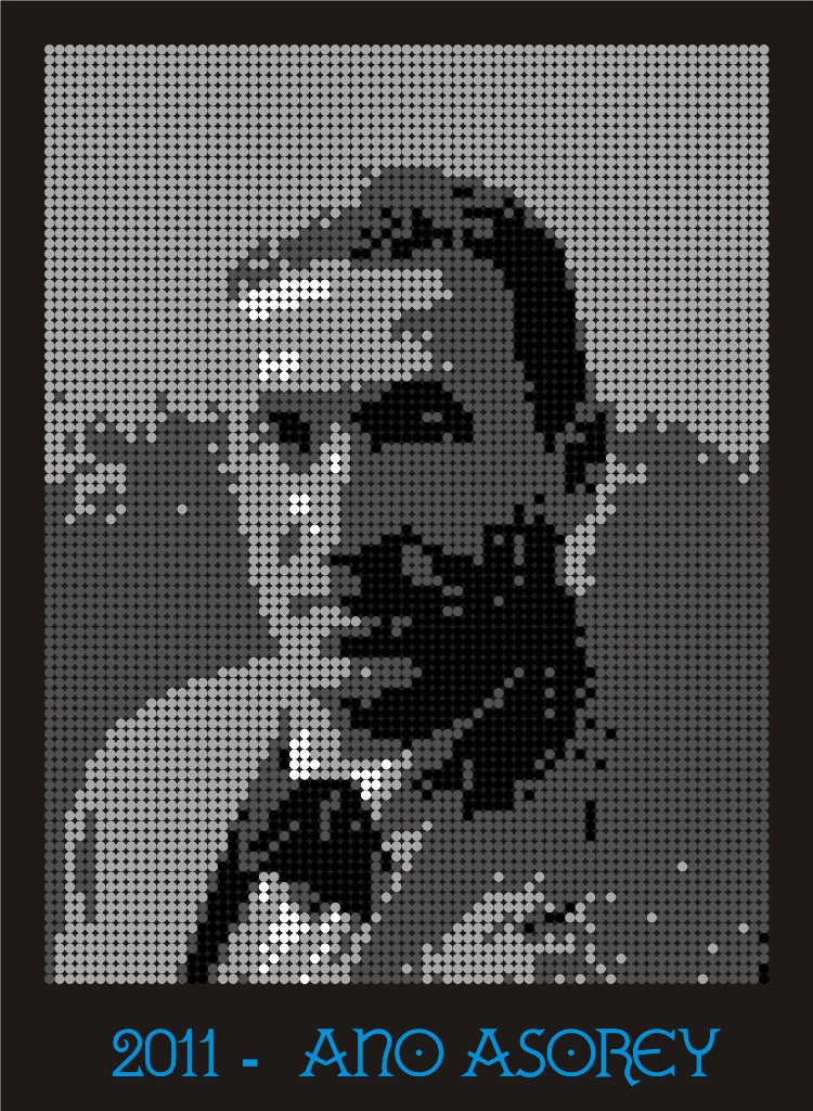 asorey pixelado