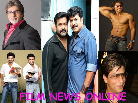 LATEST MALAYALAM, TAMIL, HINDI FILM NEWS ONLINE