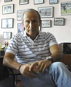 """Jose Antonio Martín Petón: """"Forlán y Kun son nuestros intocables"""" Peton"""