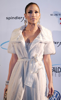 Jennifer Lopez After Party at Berlin