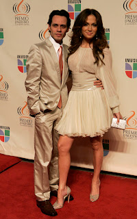 Jennifer Lopez in Latin Music Awards