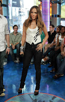 Jennifer Lopez in MTV TRL