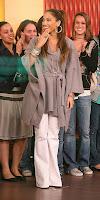 Jennifer Lopez in Good Morning America