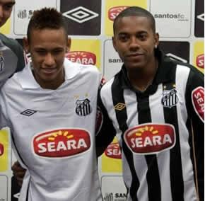 Comercial da Seara com Robinho, Neymar e Paulo Ganso dançando Single Ladies