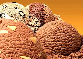 Receitas com sorvete