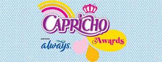 Como votar no Capricho Awards