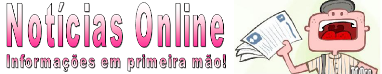 Noticias Online: informaes em primeira mo!