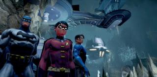 Informações do jogo DC Universe