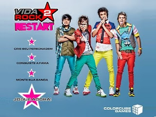 Dicas para Vida Rock Restart do Orkut
