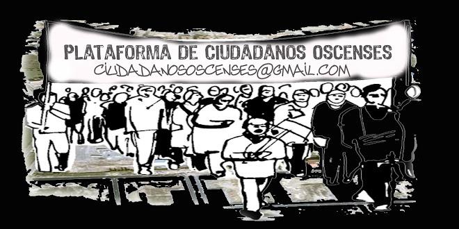 Plataforma de ciudadan@s oscenses