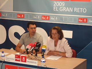 Félix Lavilla y Rosa Romero