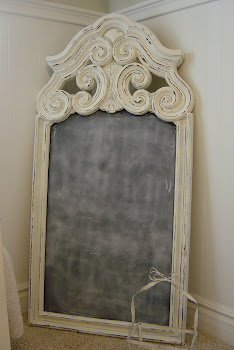 Shabby Chic Chalkboard (SOLD)