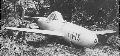 Yokosuka Ohka: o avião-foguete kamikaze japonês  Yokosuka+MXY7_Ohka_Cherry_Blossom_Baka_Ohka-2bs