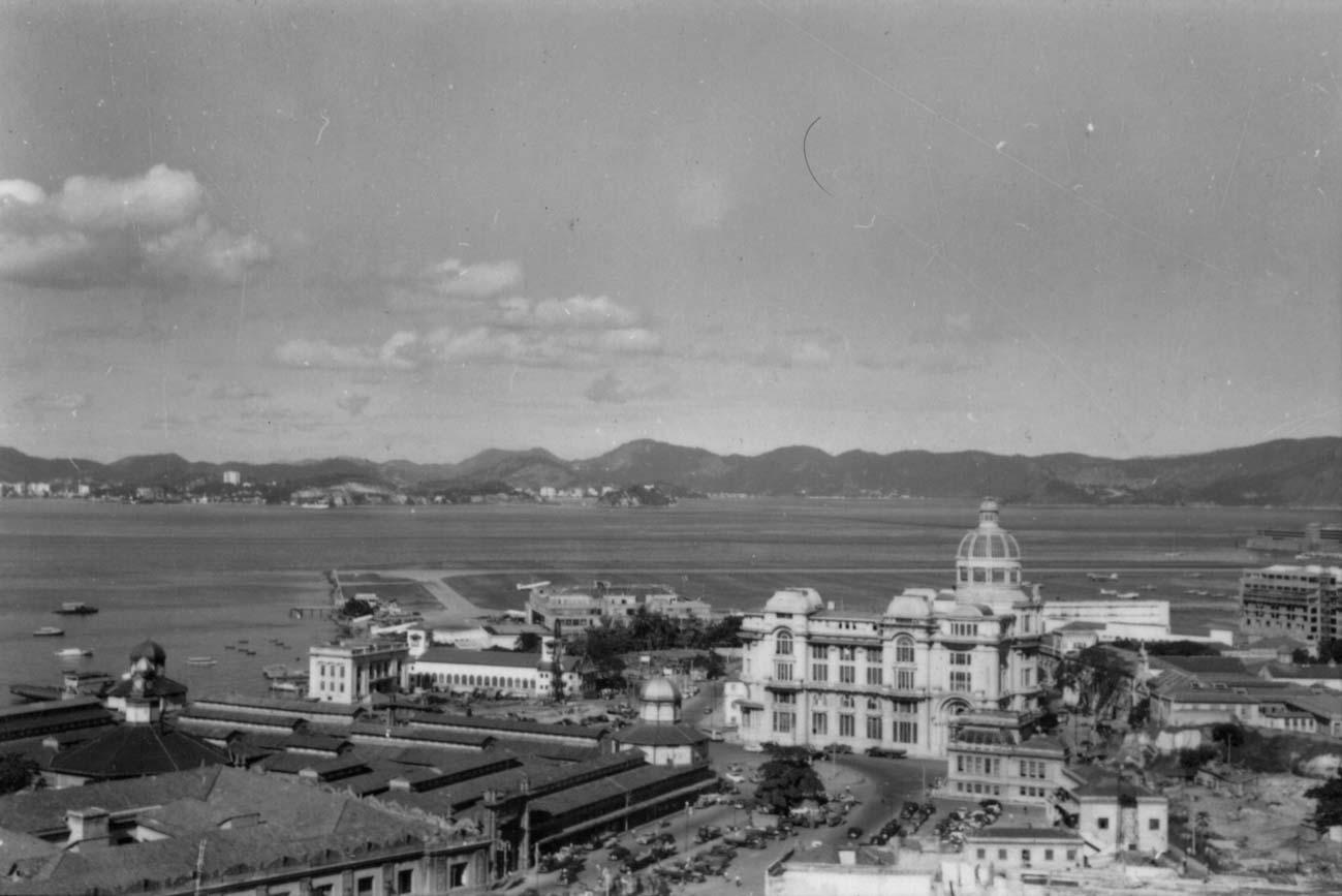 Aeroporto Santos Dumont Telefone : Túnel do tempo o aeroporto santos dumont anos atrás