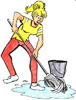 Mop Mop Mop!  I love to Mop!