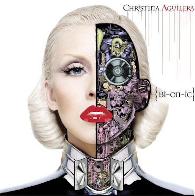 Alright alright, I've figured out the REAL ME!  I still occasionally short hand my name to Xtina because Christina was SOOOO long to write out with my bionic hand, and I've realized that I am actually half-cyborg.