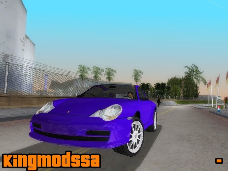 king mods sa porsche 911 targa gta vc. Black Bedroom Furniture Sets. Home Design Ideas
