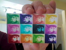Rainbow-Grieg Fridge Magnet