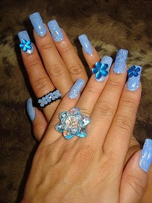 Exquisite Nail Art Designs For Inspiration Marine Life Nail Art Designs
