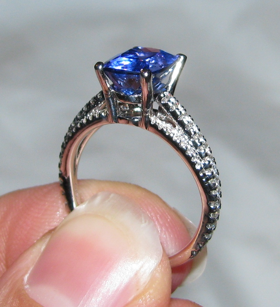 op solestering diamonds sv shot rings tiffany and jewelry ring platinum in m usm tanzanite model with soleste a