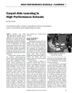 Carpet Aids Learning