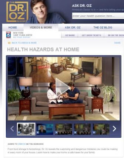 Dr. Oz Wrong About Carpet Health Hazards At Home