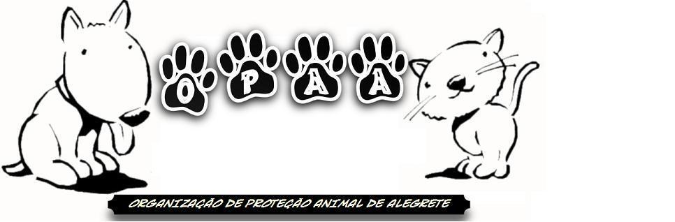 Organização de Proteção Animal de Alegrete / RS