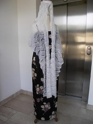 выкройка платья с рукавом для мам