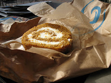 Pumpkin roll, ooh la la!