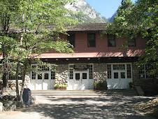 Yosemite Post Office
