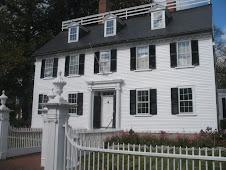 Cottage in Salem, MA.