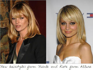 For ideas in the latest hairstyles, you should just look
