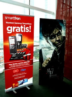 SmartFren: Harry Potter and The Deathly Hallows