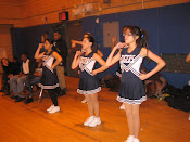EAST SIDE HS CHEER LEADING