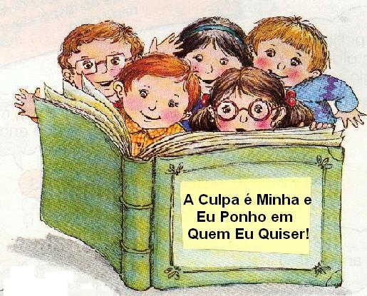 <b>DE QUEM É A CULPA?!</b>