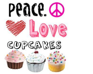Peace. Love. Cupcakes.