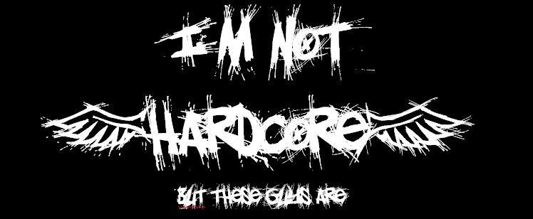 I'm Not Hardcore But...
