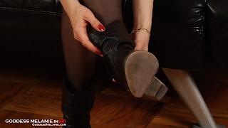 Stinky Pantyhose Video Screenshot 2