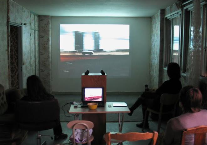 Ciné Club (Brasilia) chez Mme Rodriguez