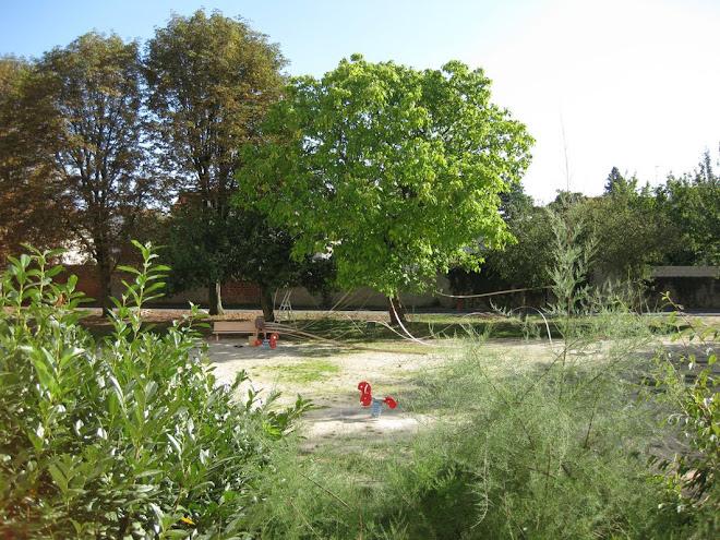 le parc fin septembre