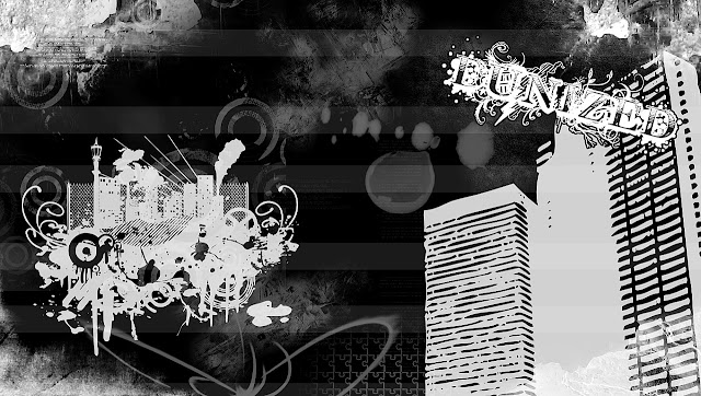 Dunized Urban Wallpaper by Joost